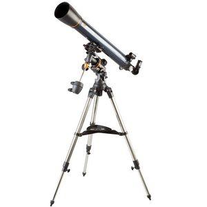 Telescop refractor Celestron Astromaster 90EQ 21064 imagine