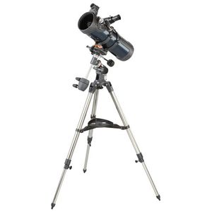 Telescop reflector Celestron Astromaster 114EQ 31042 imagine