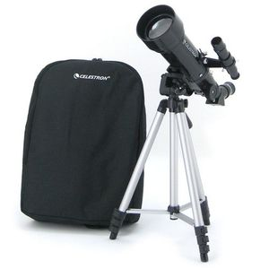 Telescop refractor Celestron Travelscope 21035 imagine