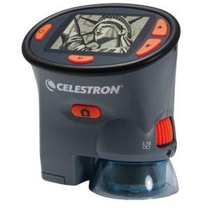 Microscop digital LCD compact Celestron 44311 imagine