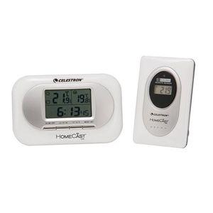 Statie meteo Celestron HomeCast Lite 47020, termometru, alarma imagine