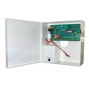 Centrala stand alone de control acces pentru o usa Cardax CARDAX A100, 4 iesiri, 2 intrari, 220 V imagine