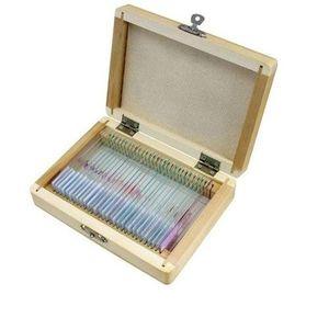 Set 30 preparate histologice Bresser 5985000 imagine