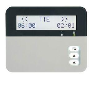 TASTATURA LCD CU CITITOR TELETEK ECLIPSE LCD32 PR imagine