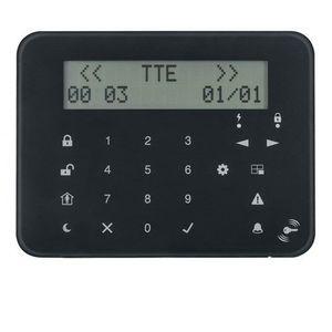 TASTATURA LCD CU TASTE SENZITIVE TELETEK ECLIPSE LCD32 S imagine