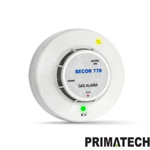 DETECTOR DE GAZ METAN PRIMATECH SECOR 779/230V imagine