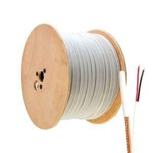 Cablu coaxial RG 59 + Alimentare 2x0.75, cupru, rola 305 m imagine