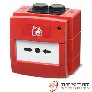 Buton de incendiu adresabil Bentel FC421CP-I imagine