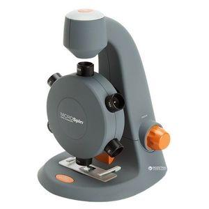 Microscop digital Celestron Microspin 2MP imagine