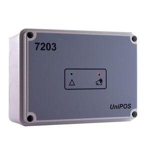 Modul cu 3 intrari 6 iesiri adresabili UniPOS FD7203 imagine