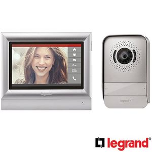 SET VIDEOINTERFON LEGRAND 369320 imagine