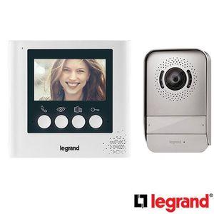 SET VIDEOINTERFON LEGRAND 369110 imagine
