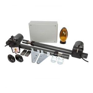 Kit automatizare poarta batanta Proteco LEADER 4, 350 Kg/canat, 2.75 m/canat, 230 V imagine