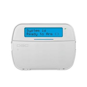 TASTATURA LCD WIRELESS DSC NEO HS2LCDWFP8E1 imagine