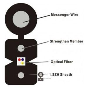 Cablu Optic cu 4 Fibre FIBER 8 imagine