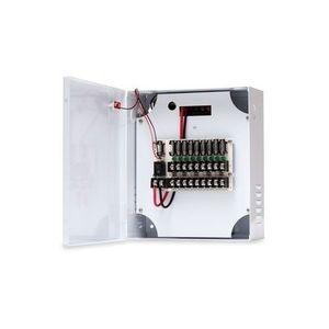 Sursa in comutatie cu back-up ZTP1210B-09F, 10A, 9 iesiri imagine