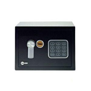 Mini seif rezidential YALE YSV/170/DB1, negru, otel imagine