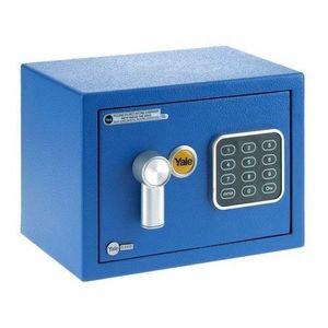 Mini seif rezidential YALE YSV/170/DB1/B, albastru, otel, 100000 combinatii imagine