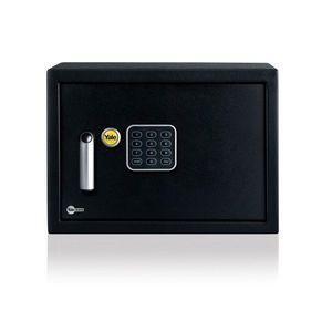 Seif standard rezidential YALE YSV/250/DB1, negru, otel imagine