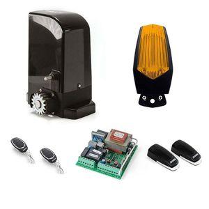 Kit automatizare poarta culisanta Motorline BRAVO500, 500 Kg, 7 m, 230 Vac imagine