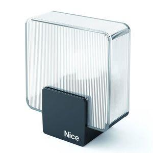 Lampa semnalizare automatizari Nice ELDC, 433.92 MHz, IP 44 imagine