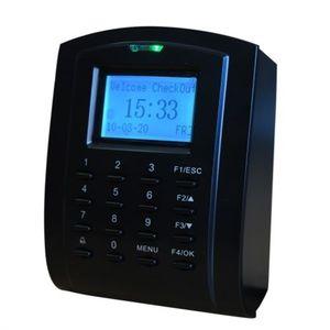 Cititor de proximitate stand alone/controler cu pontaj ZKTeco RFAP-103, RFID, 30000 utilizatori, 50000 evenimente imagine