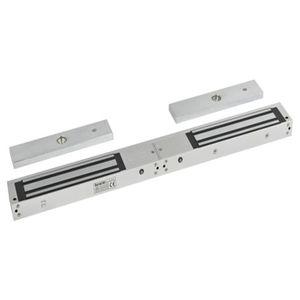 Electromagnet aplicabil YM-280TD(LED), 2 x 280 kgf, fail safe imagine