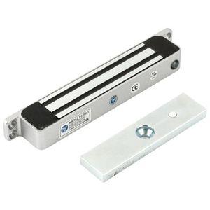 Electromagnet aplicabil YM-180H(LED), 180 kgf, IP68 imagine