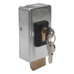 Yala electromagnetica aplicata pentru exterior SX-96, fail secure, 2000 kgf, 400000 deschideri imagine