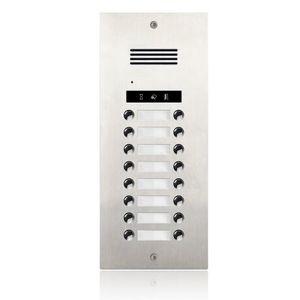 Interfon exterior DMR21A-D16, 16 familii, ingropat, bloc imagine