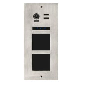Videointerfon exterior modular DMR21-F2, ingropat, 520 linii TV, IP54 imagine