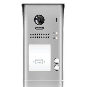 Videointerfon de exterior DT607-ID-S2, RFID, 320 utilizatori, 2 abonati imagine
