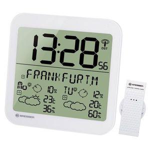 Statie meteo Bresser MyTime 7001900GYE000, termometru, higrometru, alarma imagine