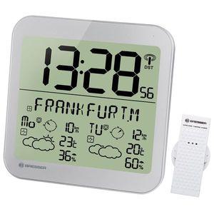 Statie meteo Bresser MyTime 7001900HZI000, termometru, higrometru, alarma imagine
