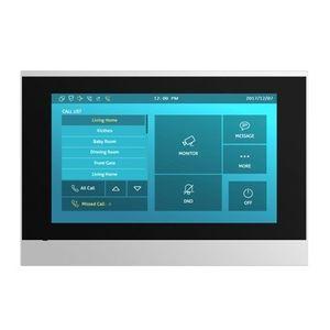 Videointerfon de interior C313S, aparent, touchscreen, 7 inch imagine