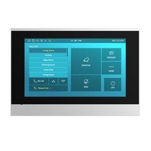 Videointerfon de interior C315W, aparent, touchscreen, 7 inch imagine
