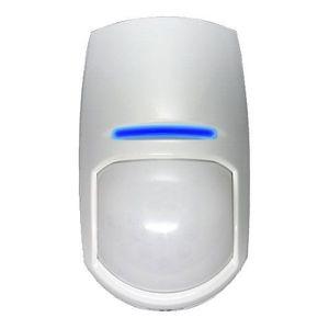 Detector de miscare PIR Pyronix KX25LRHT-WE, wireless, 25 m, 46 zone imagine