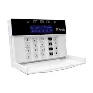 Tastatura Pyronix FPV2GSMGB, LCD, microfon/difuzor, 256 evenimente imagine