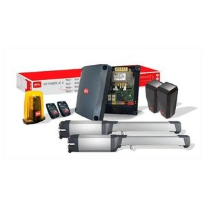 Kit automatizare poarta batanta BFT PHOBOS AC A50, 500 Kg/canat, 5 m/canat, 230 V imagine
