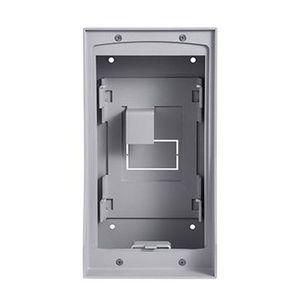 Doza montaj videointerfon Hikvision DS-KAB01, otel inoxidabil imagine