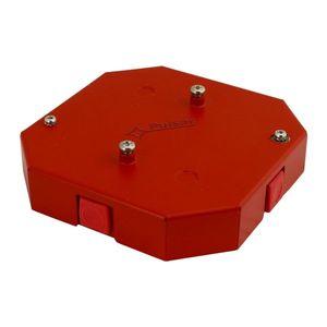 Doza de legatura din otel 4 x 2, 5 mm2 Pulsar AWOP-425SR, 450 V AC, IP20 imagine