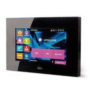Tastatura Inim Alien/Gx, 2 terminale, touchscreen, 7 inch imagine