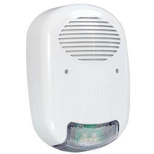 Sirena de exterior cu flash Inim IVY-BF, 110 dB, anti-spuma, BUS imagine