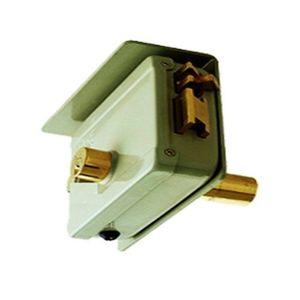 Yala electromagnetica actionare electrica si mecanica Headen EE-66 IN / OUT, aparent imagine