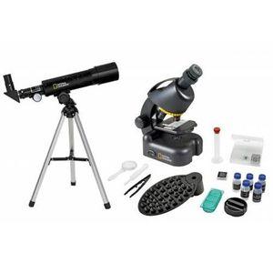 Set telescop 50/360 si microscop 40-640x National Geographic 9118200 imagine