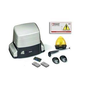 Kit automatizare poarta culisanta Roger Technology Kit R30/1204, 1200 Kg, 230 V, 420 W imagine