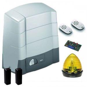 Kit automatizare poarta culisanta Roger Technology Kit G30/1804, 1800 Kg, 520 W, 230 Vac imagine