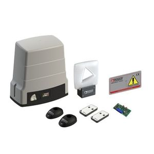 Kit automatizare poarta culisanta Roger Technology BH30/805, 1000 Kg, 24 V, 200 W imagine