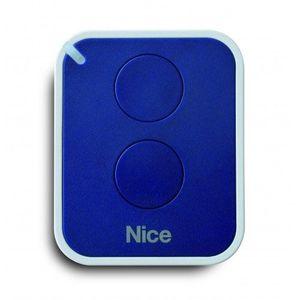 Telecomanda Nice ONE2EFM, 2 canale, 868.46 MHz, albastru imagine