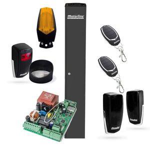 Kit automatizare porti culisante Motorline FORT 24, 400 Kg, 80 W, 24 Vdc imagine